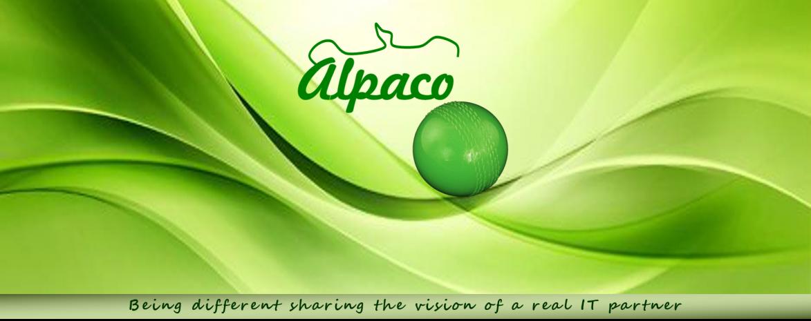 Alpaco Road
